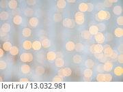Купить «blurred golden lights background», фото № 13032981, снято 10 сентября 2014 г. (c) Syda Productions / Фотобанк Лори