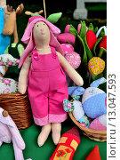 Кукла в розовом (2015 год). Редакционное фото, фотограф Рута Применко / Фотобанк Лори