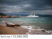 Море. Стоковое фото, фотограф Свистунова Татьяна / Фотобанк Лори