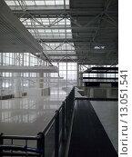 Индустриальный интерьер. Стоковое фото, фотограф Надежда Блохина / Фотобанк Лори