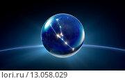 Купить «starry night star crystal ball of Horoscopes and Zodiac Signs», фото № 13058029, снято 19 января 2020 г. (c) PantherMedia / Фотобанк Лори