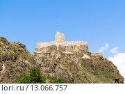 Купить «Средневековая крепость Рабат. Ахалцихская крепость. Ахалцихе. Грузия», фото № 13066757, снято 13 июля 2013 г. (c) Евгений Ткачёв / Фотобанк Лори