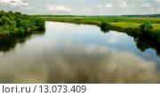 Река-Москва. Стоковое фото, фотограф Vladimir Veseliy / Фотобанк Лори