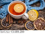 Купить «Cup of tea», фото № 13089289, снято 18 октября 2019 г. (c) PantherMedia / Фотобанк Лори