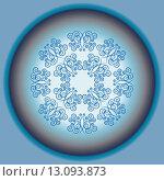 Купить «Abstract blue background», иллюстрация № 13093873 (c) PantherMedia / Фотобанк Лори