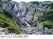 Купить «Горы, долины пяти озер, Польша, Закопане», фото № 13098361, снято 24 августа 2015 г. (c) Инга Макеева / Фотобанк Лори