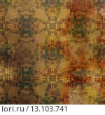 Купить «art abstract acrylic and pencil colorful background with damask pattern in beige, green and brown colors», фото № 13103741, снято 21 ноября 2019 г. (c) Ingram Publishing / Фотобанк Лори
