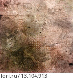 Купить «art abstract grunge, textured, scratched background in beige, grey, green and brown colors, with halftone and geometric pattern», фото № 13104913, снято 21 мая 2019 г. (c) Ingram Publishing / Фотобанк Лори