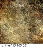 art abstract grunge, textured, scratched background in beige, green and brown colors. Стоковое фото, агентство Ingram Publishing / Фотобанк Лори
