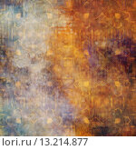 Купить «art abstract acrylic and pencil colorful background with damask pattern in grey, orange, violet and brown colors», фото № 13214877, снято 23 октября 2019 г. (c) Ingram Publishing / Фотобанк Лори