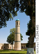 Купить «Uzbekistan, Kokand, Jome mosque», фото № 13294445, снято 23 февраля 2019 г. (c) age Fotostock / Фотобанк Лори