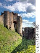 Купить «Dover Castle, Dover, Kent, England, UK», фото № 13447685, снято 28 января 2020 г. (c) age Fotostock / Фотобанк Лори