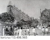 Купить «To bring the the to destination, we had established a scaffold that was from the ground to the top of the pagoda  In Mandalay, the last capital of the...», фото № 13498965, снято 21 апреля 2019 г. (c) age Fotostock / Фотобанк Лори