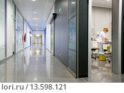 Купить «Corridor, Blood extraction, Onkologikoa Hospital, Oncology Institute, Case Center for prevention, diagnosis and treatment of cancer, Donostia, San Sebastian, Gipuzkoa, Basque Country, Spain», фото № 13598121, снято 1 августа 2019 г. (c) age Fotostock / Фотобанк Лори
