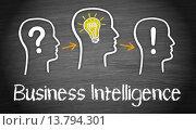 Купить «Business Intelligence», фото № 13794301, снято 16 июня 2019 г. (c) PantherMedia / Фотобанк Лори