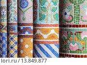 Купить «Columns in the Art Nouveau facade of Palau de la Musica, by Lluis Domenech i Montaner, Barcelona, Spain.», фото № 13849877, снято 23 апреля 2019 г. (c) age Fotostock / Фотобанк Лори