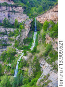 Купить «Fai, San Miquel, Barcelona, Catalonia, green, history, monastery, natural, Spain, Europe, spring, touristic, travel, waterfall», фото № 13909621, снято 22 июля 2019 г. (c) age Fotostock / Фотобанк Лори