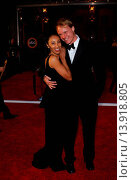 Downtown´ Julie Brown & husband Martin Schuemann - Hollywood/California/United States - ABC TELEVISION 50TH ANNIVERSARY PARTY (2003 год). Редакционное фото, фотограф visual/pictureperfect / age Fotostock / Фотобанк Лори