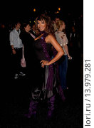 Traci Bingham - Beverly Hills/California/United States - HERB RITTS AND MARIO TESTINO RECEIVE THE RODEO DRIVE WALK OF STYLE AWARD (2005 год). Редакционное фото, фотограф visual/pictureperfect / age Fotostock / Фотобанк Лори