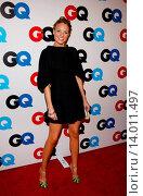 Brianne Davis - Beverly Hills/California/United States - GQ MAGAZINE CELEBRATES 2005´S MEN OF THE YEAR. Редакционное фото, фотограф visual/pictureperfect / age Fotostock / Фотобанк Лори