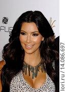 Купить «Kim Kardashian - Los Angeles/California/United States - BRAVADA INTERNATIONAL LAUNCH PARTY», фото № 14086697, снято 7 апреля 2010 г. (c) age Fotostock / Фотобанк Лори