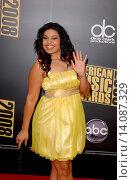Купить «Jordin Sparks - Los Angeles/California/United States - 2008M AMERICAN MUSIC AWARDS», фото № 14087329, снято 23 ноября 2008 г. (c) age Fotostock / Фотобанк Лори
