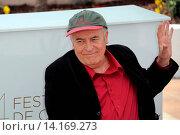 Купить «Bernardo Bertolucci - Cannes/France/France - 64TH CANNES FILM FESTIVAL - BERNARDO BERTOLUCCI - NO ITALIAN SALES», фото № 14169273, снято 11 мая 2011 г. (c) age Fotostock / Фотобанк Лори