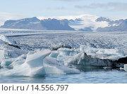 Купить «Jokulsarlon Glacier Lagoon, Iceland, Polar Regions», фото № 14556797, снято 22 июля 2019 г. (c) age Fotostock / Фотобанк Лори