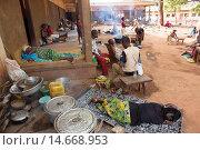 Купить «Displaced christians have taken refuge at the catholic mission.», фото № 14668953, снято 22 мая 2019 г. (c) age Fotostock / Фотобанк Лори