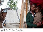 Купить «Displaced christians have taken refuge in Mpoko airport, CAR.», фото № 14678353, снято 22 мая 2019 г. (c) age Fotostock / Фотобанк Лори