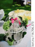 Купить «Appetizers during the wedding reception», фото № 14706373, снято 23 марта 2019 г. (c) age Fotostock / Фотобанк Лори