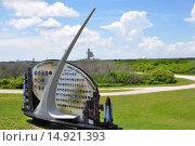 Космический центр на мысе Канаверал (2015 год). Редакционное фото, фотограф Nelly Gogus / Фотобанк Лори