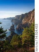 Купить «Kitayama Cape, Iwate, Tohoku, Japan», фото № 14924433, снято 5 июня 2020 г. (c) age Fotostock / Фотобанк Лори