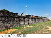 Купить «Cornwallis Fortress, Georgetown, Penang, Malaysia», фото № 14957381, снято 20 сентября 2018 г. (c) age Fotostock / Фотобанк Лори