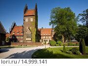 Купить «Castle Heessen, Hamm, Germany», фото № 14999141, снято 23 января 2020 г. (c) age Fotostock / Фотобанк Лори