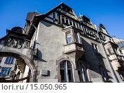 Купить «Marzolff house at Lycée des Pontonniers international high school Strasbourg Alsace France.», фото № 15050965, снято 21 апреля 2019 г. (c) age Fotostock / Фотобанк Лори