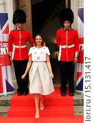 Купить «Britain's Got Talent - press launch held at St Luke's Church - Arrivals Featuring: Alesha Dixon Where: London, United Kingdom When: 09 Apr 2014 Credit: Lia Toby/WENN.com», фото № 15131417, снято 9 апреля 2014 г. (c) age Fotostock / Фотобанк Лори
