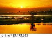 Купить «Самара. Река Самарка», фото № 15175693, снято 20 ноября 2019 г. (c) Дмитрий Третьяков / Фотобанк Лори