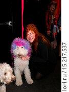Купить «12th Annual Animal fair Paws For Style Fashion Show at Pacha Featuring: Sandra DeFeo Where: New York, New York, United States When: 13 May 2014 Credit: IZZY/WENN.com», фото № 15217537, снято 13 мая 2014 г. (c) age Fotostock / Фотобанк Лори