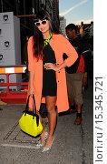 Купить «Celebrities at The London Library private club launch - Arrivals Featuring: Jameela Jamil Where: London, United Kingdom When: 25 Jun 2014 Credit: WENN.com», фото № 15345721, снято 25 июня 2014 г. (c) age Fotostock / Фотобанк Лори