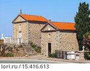 Купить «Старые семейные склепы на католическом кладбище в Проприано, Корсика, Франция», фото № 15416613, снято 4 июля 2015 г. (c) EugeneSergeev / Фотобанк Лори
