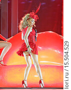 Купить «Kylie Minogue Performing On The First Night of Her 'Kiss Me Once' Tour at Liverpool Echo Arena Featuring: Kylie Minogue Where: Liverpool, United Kingdom When: 24 Sep 2014 Credit: Sakura/WENN.com», фото № 15504529, снято 24 сентября 2014 г. (c) age Fotostock / Фотобанк Лори