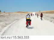 Белая дорога (2015 год). Редакционное фото, фотограф Евгений Чуриков / Фотобанк Лори