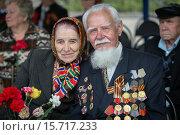 Купить «Belgorod - war veterans.», фото № 15717233, снято 24 мая 2018 г. (c) age Fotostock / Фотобанк Лори