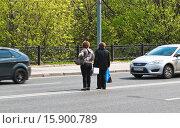 Купить «Нарушители правил дорожного движения», эксклюзивное фото № 15900789, снято 5 мая 2012 г. (c) Алёшина Оксана / Фотобанк Лори