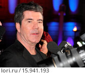 Купить «The Sun Military Awards held at Greenwich. London Featuring: Simon Cowell Where: London, United Kingdom When: 10 Dec 2014 Credit: WENN.com», фото № 15941193, снято 10 декабря 2014 г. (c) age Fotostock / Фотобанк Лори