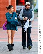 Купить «Nikki Reed and Ian Somerhalder go to a yoga class in Studio City Featuring: Nikki Reed, Ian Somerhalder Where: Los Angeles, California, United States When: 30 Dec 2014 Credit: WENN.com», фото № 15989105, снято 30 декабря 2014 г. (c) age Fotostock / Фотобанк Лори