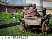 Церковный дворик (2015 год). Стоковое фото, фотограф Volkova Natalia / Фотобанк Лори