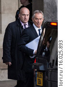 Купить «Tony Blair will be questioned on a 'secret deal with Sinn Fein to assure republican fugitives that they were not wanted by the police'. Featuring: Tony...», фото № 16025893, снято 13 января 2015 г. (c) age Fotostock / Фотобанк Лори