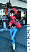 Купить «Bai Ling departs from Los Angeles International Airport (LAX) Featuring: Bai Ling Where: Los Angeles, California, United States When: 22 Jan 2015 Credit: WENN.com», фото № 16076493, снято 22 января 2015 г. (c) age Fotostock / Фотобанк Лори